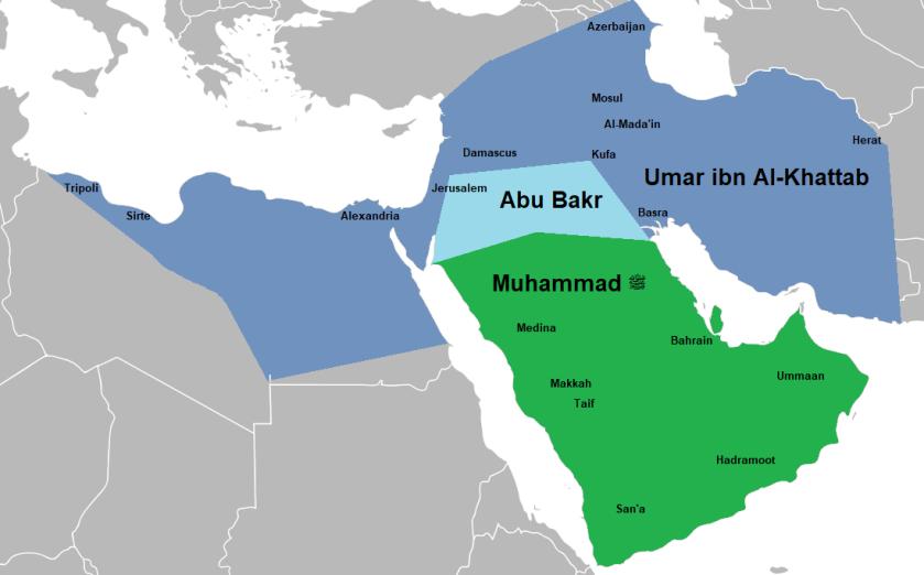 Umar map