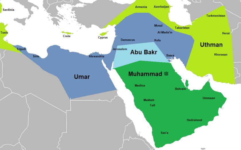 Uthman map